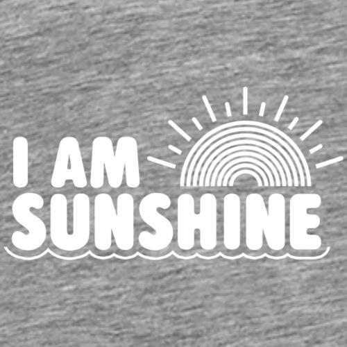 I AM Sunshine Affirmation - Men's Premium T-Shirt