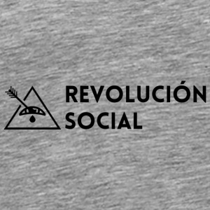 revolucion_social_big - Men's Premium T-Shirt