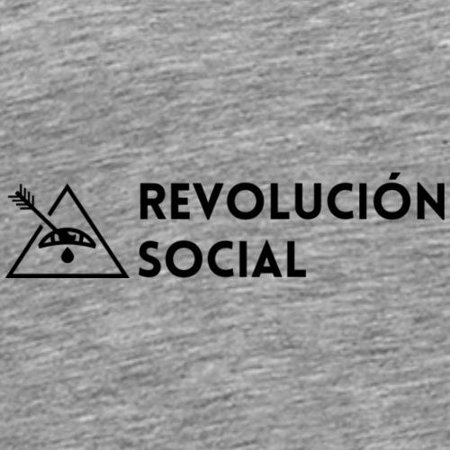 revolucion_social_big - Men's Premium T-Shirt