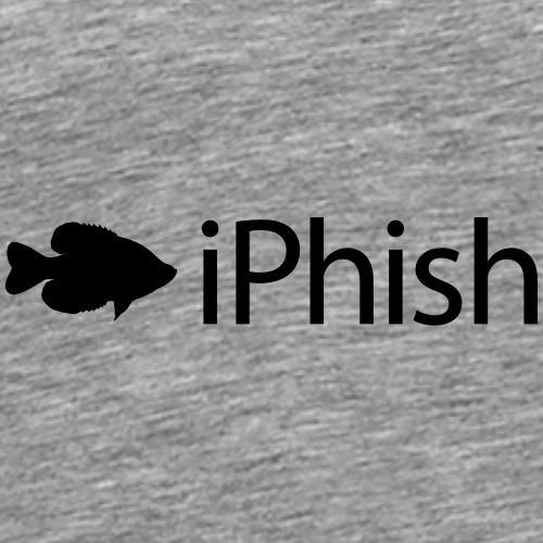 iPhish Crappie - Men's Premium T-Shirt