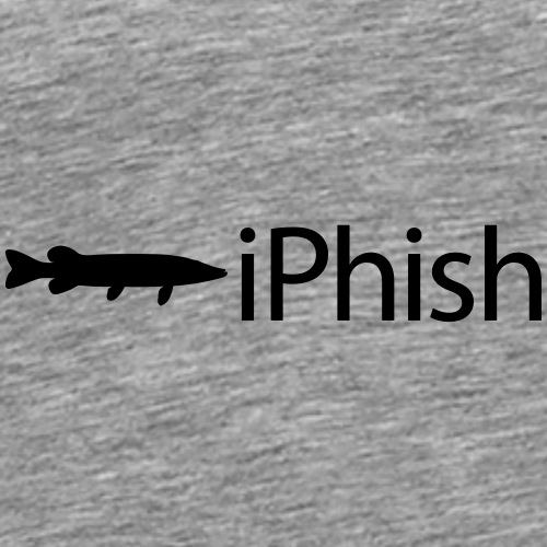 iPhish Pike - Men's Premium T-Shirt