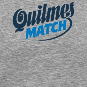 Quilmes Match - Men's Premium T-Shirt