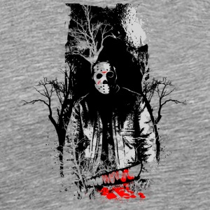 jason_--With_machete - Men's Premium T-Shirt