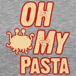 Oh my pasta fsm - Men's Premium T-Shirt