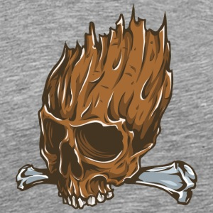 skull_and_bone - Men's Premium T-Shirt