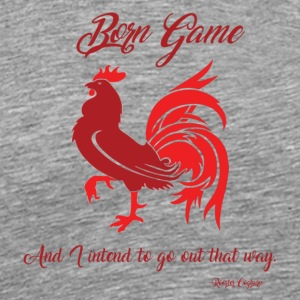 Born Game - Men's Premium T-Shirt