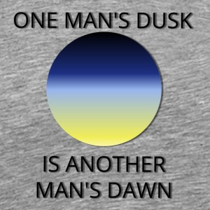 Dusk and Dawn - Men's Premium T-Shirt