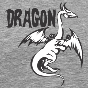 LONG_DRAGON - Men's Premium T-Shirt