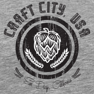 Craft City - Men's Premium T-Shirt