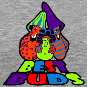 BEST BUDS - Men's Premium T-Shirt