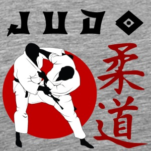 judo black - Men's Premium T-Shirt