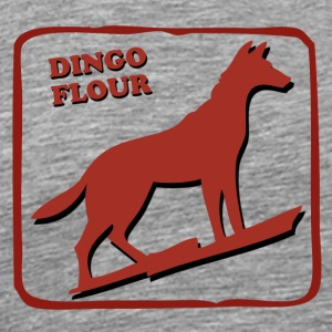 DINGO FLOUR MILL - Men's Premium T-Shirt