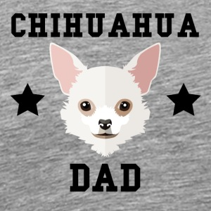 Chihuahua Dad Dog Owner - Men's Premium T-Shirt