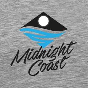 Midnight Coast Logo - Men's Premium T-Shirt
