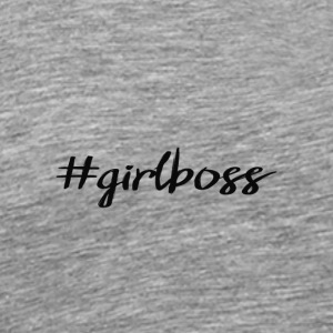 #girlboss - Men's Premium T-Shirt