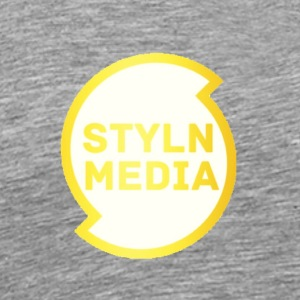 Limited Edition Styln Media! - Men's Premium T-Shirt