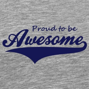 awsome - Men's Premium T-Shirt