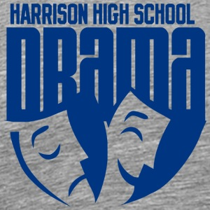 Harrison High School Drama - Men's Premium T-Shirt