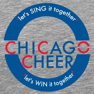 CHICAGO CHEER.com - Men's Premium T-Shirt