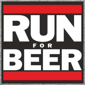 Will Run For Beer - Men's Premium T-Shirt