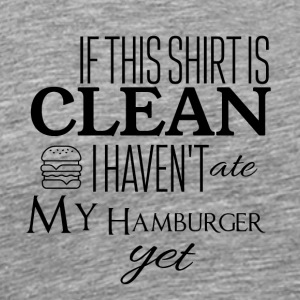 Hamburger lover - Men's Premium T-Shirt