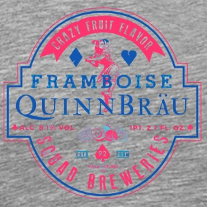 QuinnBrau Squad Breweries - Men's Premium T-Shirt
