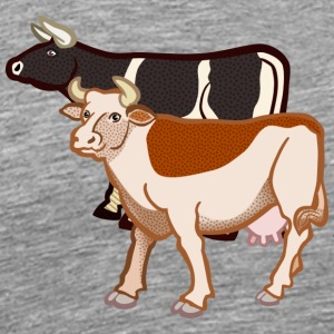 cow28 - Men's Premium T-Shirt