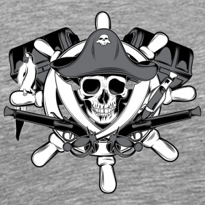 skull_pirate - Men's Premium T-Shirt