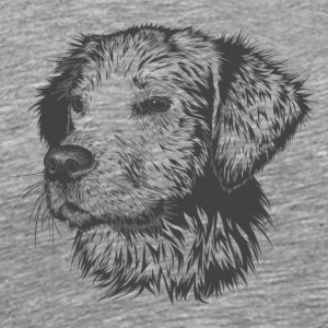 dog Dream - Men's Premium T-Shirt