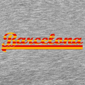Barcelona - Men's Premium T-Shirt