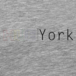 Hue York Design4 (UltraLite) - Men's Premium T-Shirt
