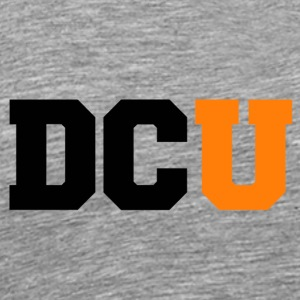 DCU Logo - Men's Premium T-Shirt