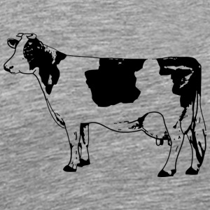 cow124 - Men's Premium T-Shirt
