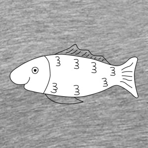 fish438 - Men's Premium T-Shirt