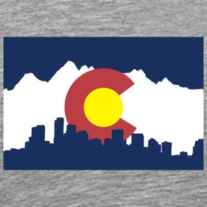 colorado_shirt - Men's Premium T-Shirt