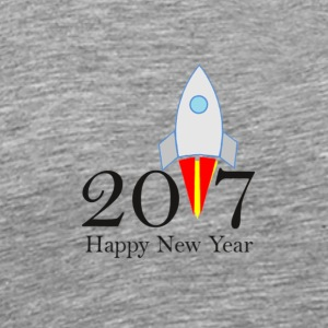 New Year 2017 - Men's Premium T-Shirt