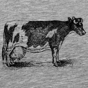 cow11 - Men's Premium T-Shirt