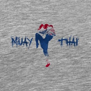 Muay_Thai_04 - Men's Premium T-Shirt