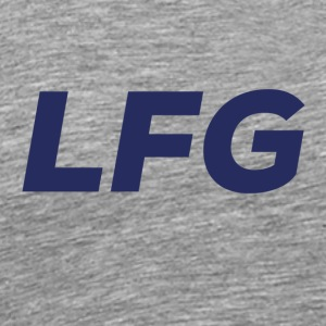 Looking For Group -LFG - Men's Premium T-Shirt