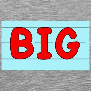 bigg 1 - Men's Premium T-Shirt