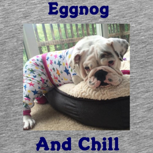 Eggnog Chill - Men's Premium T-Shirt