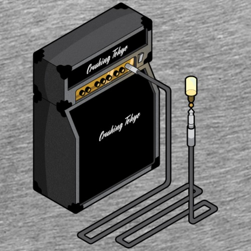 CT Amp - Men's Premium T-Shirt
