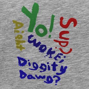 Moomaw_Text - Men's Premium T-Shirt