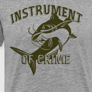 instrument of crime - Men's Premium T-Shirt