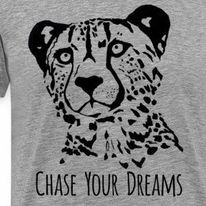 Chase Your Dreams - Men's Premium T-Shirt