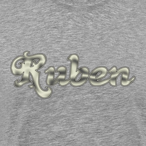 Ruben Tribal Gears - Men's Premium T-Shirt