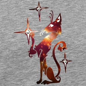 Galaxy_cat_13 - Men's Premium T-Shirt