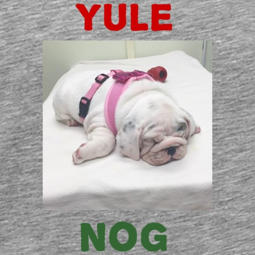 Yule Nog - Men's Premium T-Shirt