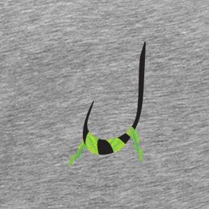 T-shirt_letter_L - Men's Premium T-Shirt
