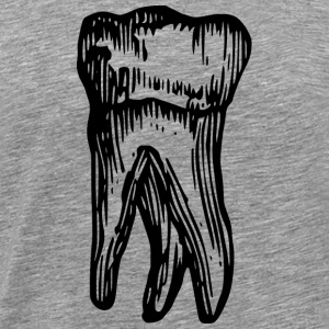 Tooth - Men's Premium T-Shirt